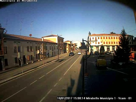 Webcam Mirabello