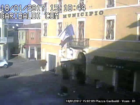 Webcam piazza garibladi Bondeno